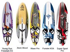 Il windsurf fuerteventura sotavento isole canarie - Tipi di tavole da surf ...